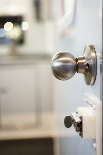 RT details - door knob