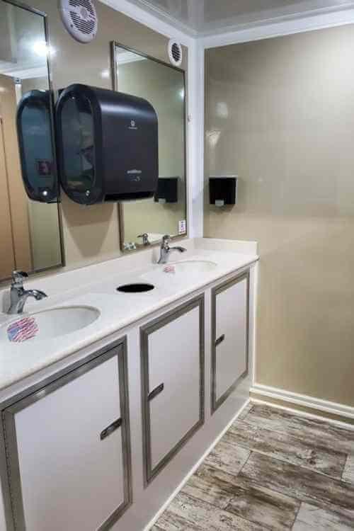 Opulence Sinks